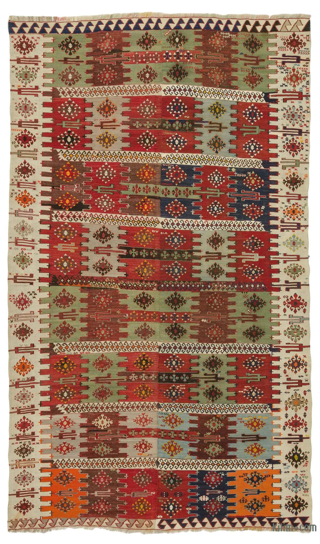 Size 202 x 114 Cm Wholesale Price Afghan Kilim Rug Armenian Kilim Rug Turkish Kilim Rug Vintage Maimana Kilim Rug Vintage Kilim
