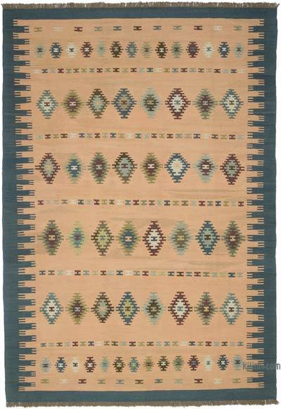 "New Turkish Kilim Rug - 6'9"" x 9'10"" (81 in. x 118 in.)"