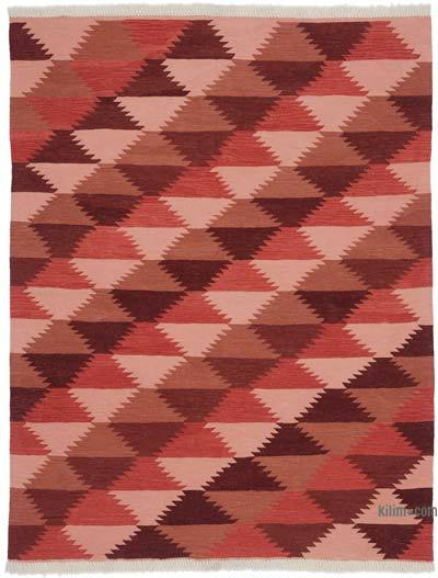 "New Handwoven Turkish Kilim Rug - 5'  x 6' 5"" (60 in. x 77 in.)"