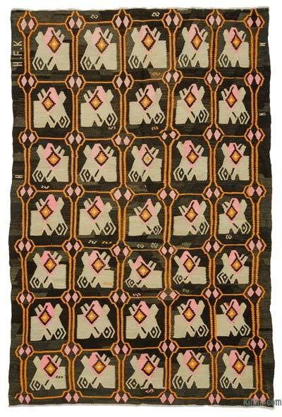 Alfombra Vintage Artvin Kilim - 161 cm x 248 cm