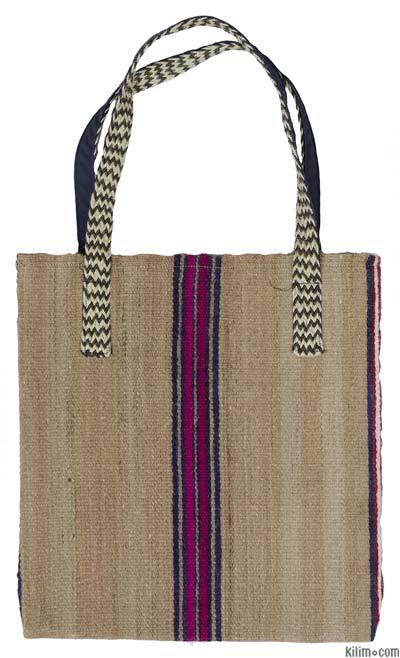 Kilim Tote Bag
