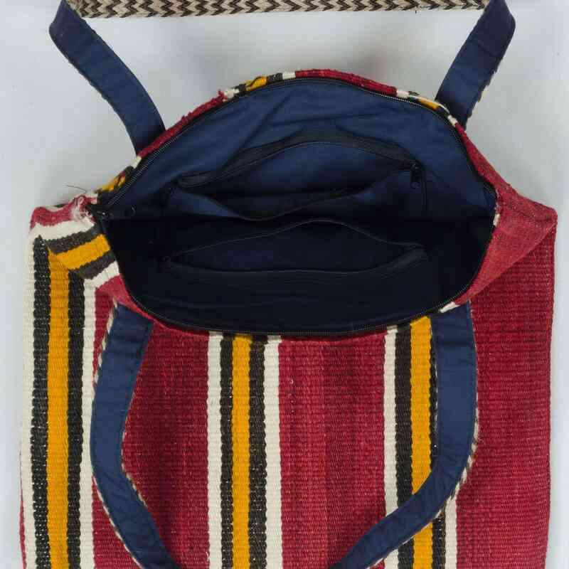 Bolsa De Asas Kilim - K0010224