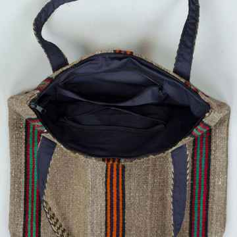 Bolsa De Asas Kilim - K0010234