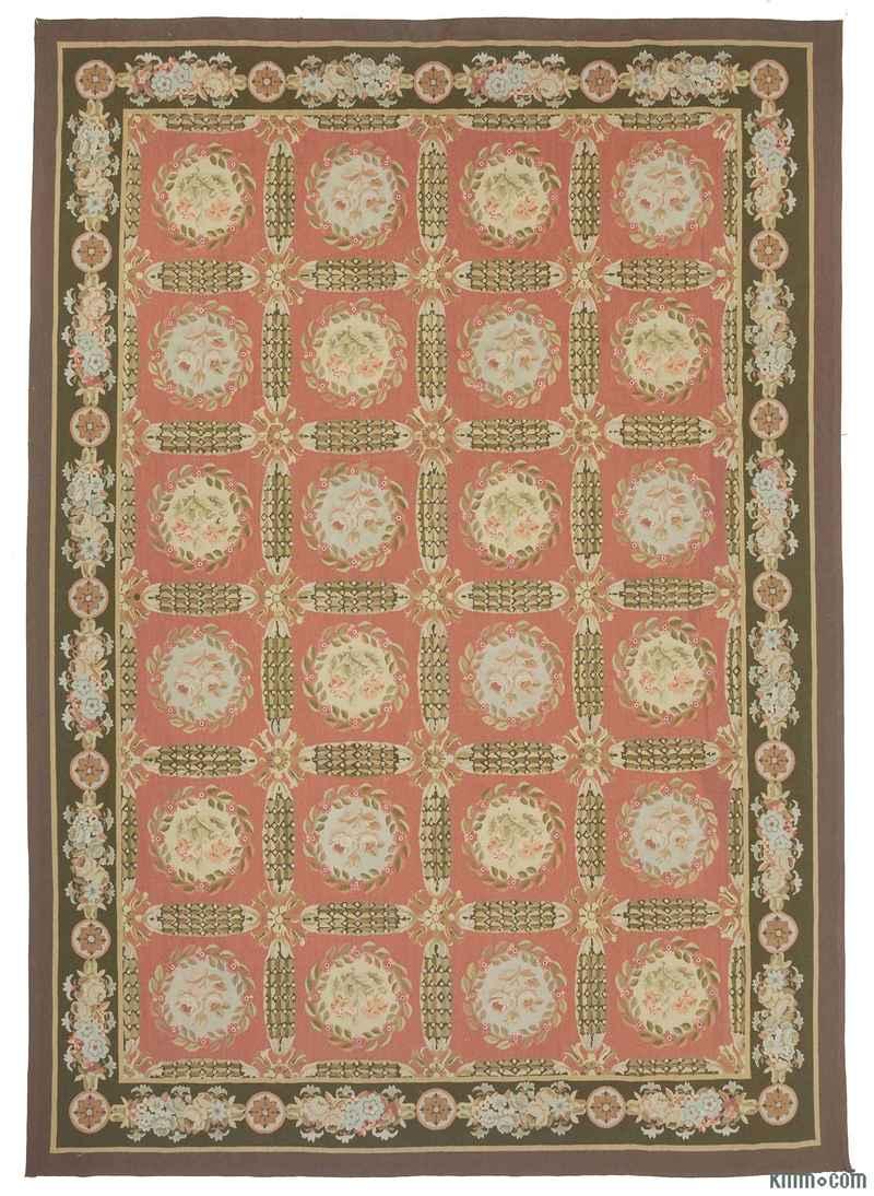 Aubusson Kilimi - 313 cm x 440 cm - K0010690