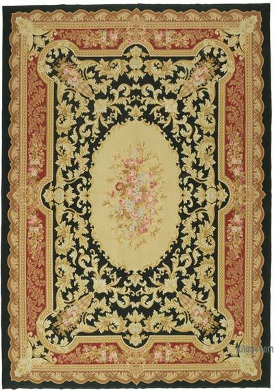 "Aubusson Rug - 10'2"" x 14'4"" (122 in. x 172 in.)"