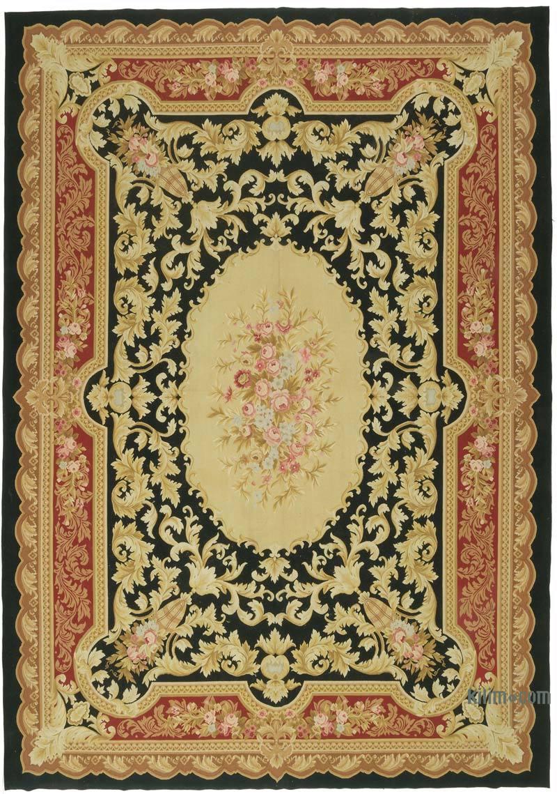 Aubusson Kilimi - 309 cm x 437 cm - K0010691