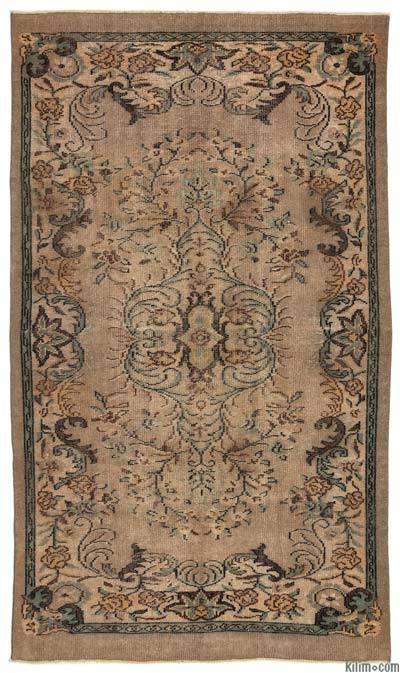 Alfombra Turca Vintage - 161 cm x 283 cm