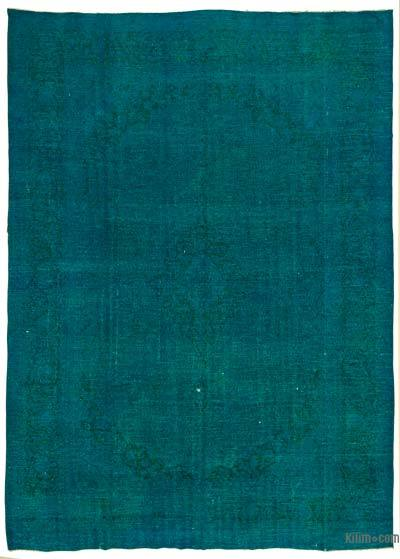 Alfombra Vintage Sobre-teñida - 288 cm x 395 cm