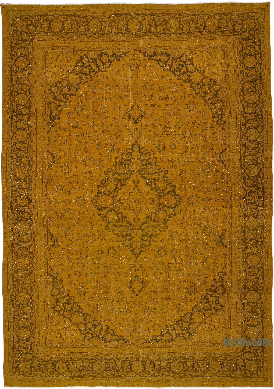 Vintage Hand Knotted Oriental Rug