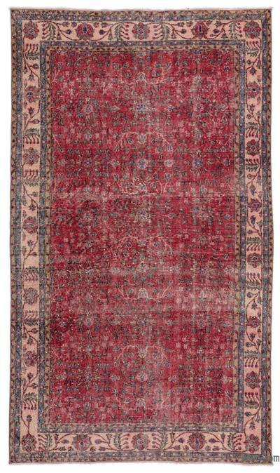Alfombra Turca Vintage - 164 cm x 285 cm