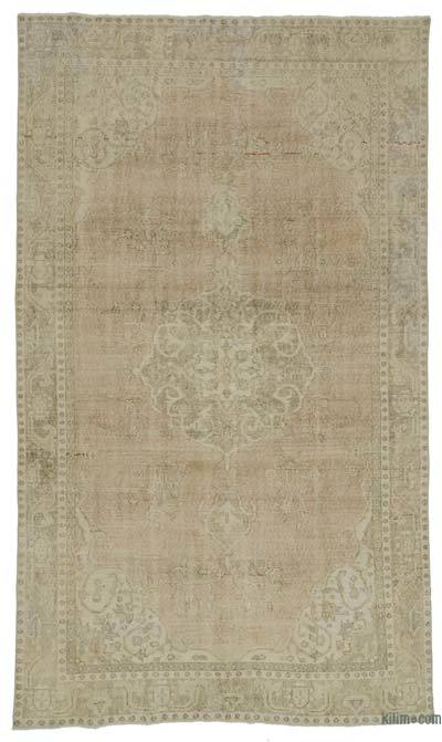 "Over-dyed Turkish Vintage Rug - 5'11"" x 9'11"" (71 in. x 119 in.)"
