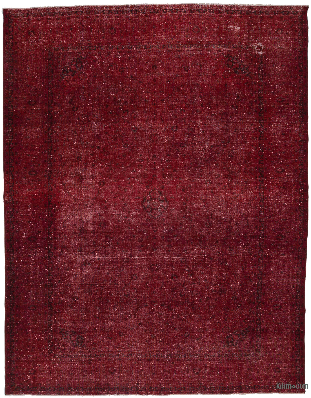 Vintage Hand-knotted Oriental Rug