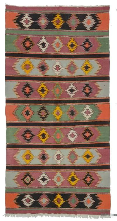 Vintage Sıvas Kilimi - 173 cm x 345 cm