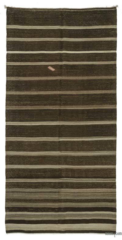 Alfombra Vintage Kilim Turca - 168 cm x 330 cm