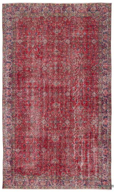 Alfombra Turca Vintage - 162 cm x 282 cm