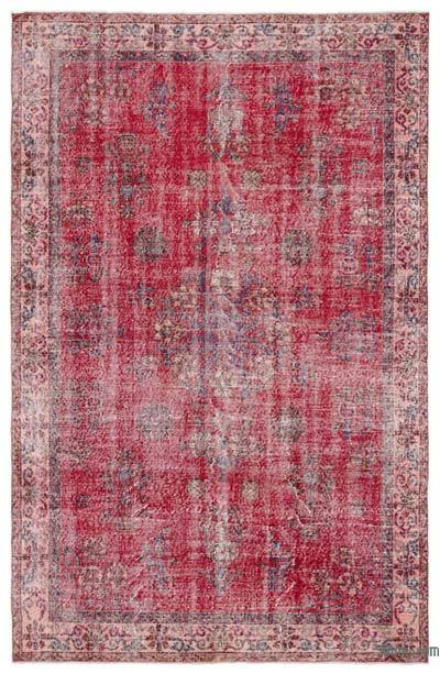 """Turkish Vintage Area Rug - 5'11"""" x 9'4"""" (71 in. x 112 in.)"""