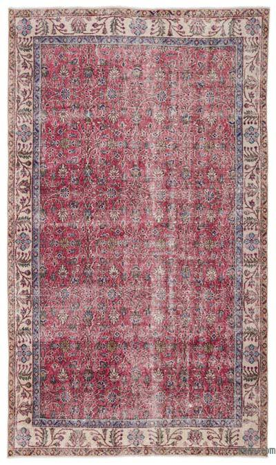 Alfombra Turca Vintage - 162 cm x 281 cm