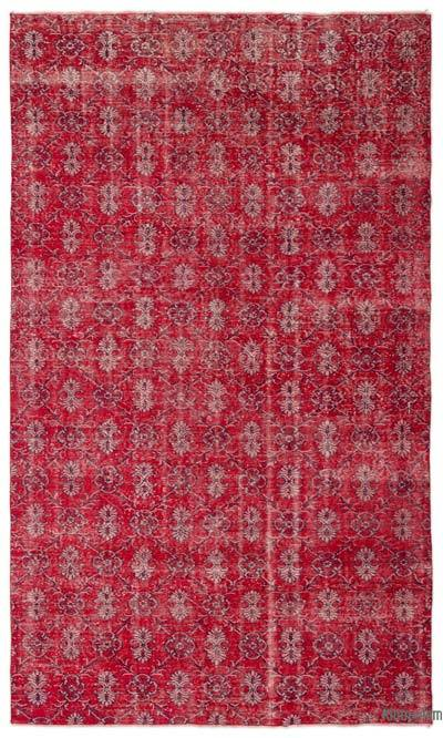 "Turkish Vintage Area Rug - 6' 3"" x 10' 8"" (75 in. x 128 in.)"