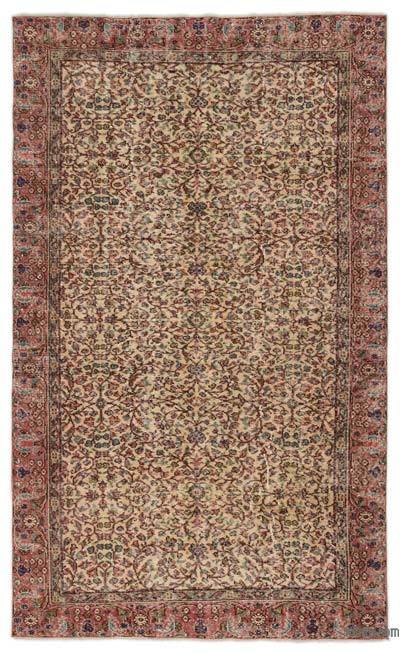 Alfombra Turca Vintage - 161 cm x 273 cm