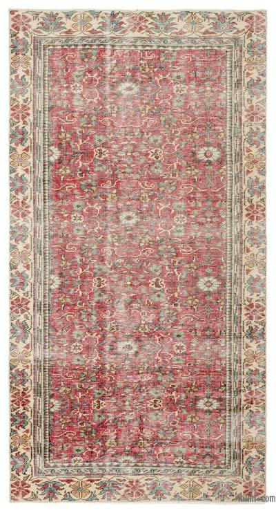 Alfombra Turca Vintage - 139 cm x 265 cm