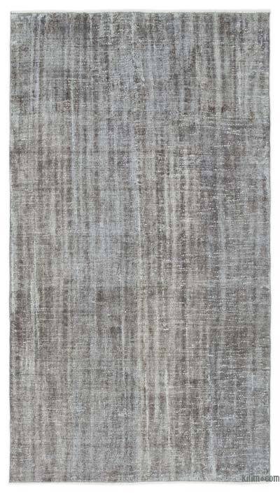 "Over-dyed Turkish Vintage Rug - 4'  x 7' 3"" (48 in. x 87 in.)"