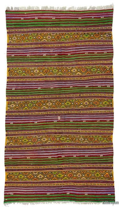 Alfombra Vintage Balikesir Kilim - 161 cm x 289 cm