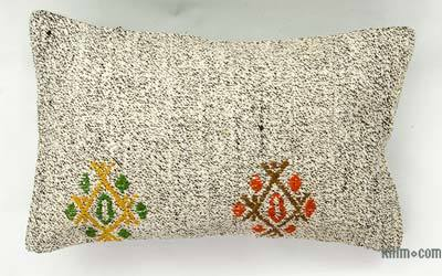 "Kilim Pillow Cover - 1'8"" x 1' (20 in. x 12 in.)"