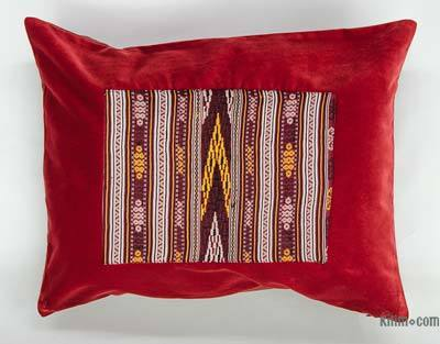 "Kilim Pillow Cover - 1'8"" x 1'4"" (20 in. x 16 in.)"