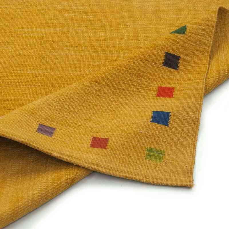 Multicolor Nuevo Kilim Turco De Pasillo - K0027813