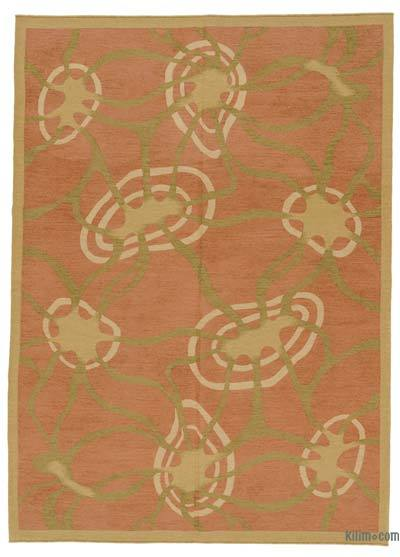 "New Kilim Area Rug - 5'9"" x 7'11"" (69 in. x 95 in.)"