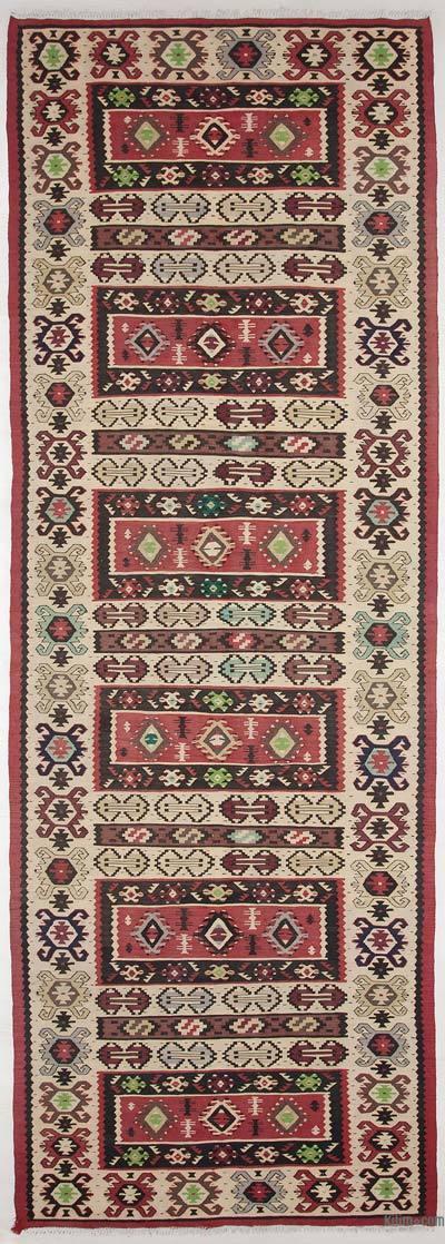 Vintage Bulgar Kilimi