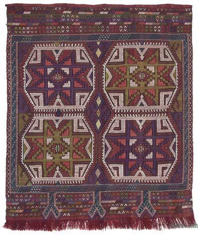 Vintage Konya Jijim Rug