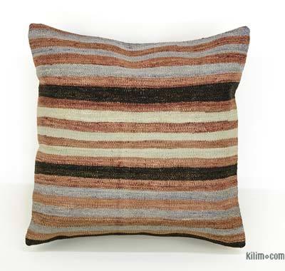 Funda De Almohada Kilim - 50 cm x 50 cm