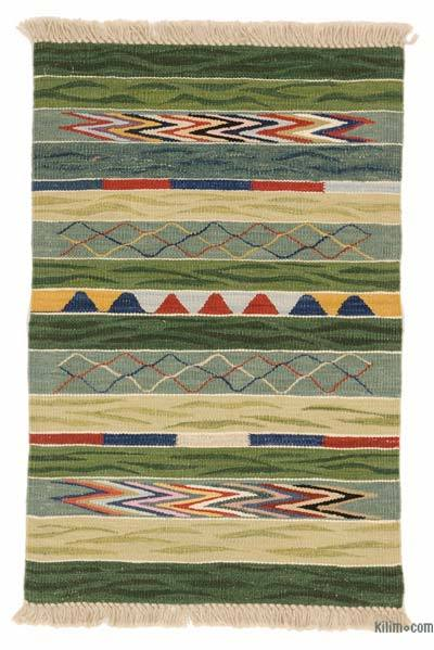New Handwoven Turkish Kilim Rug