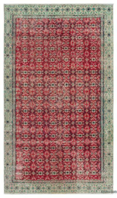 Alfombra Turca Vintage - 149 cm x 254 cm