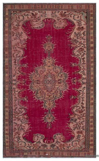 Alfombra Turca Vintage - 154 cm x 262 cm
