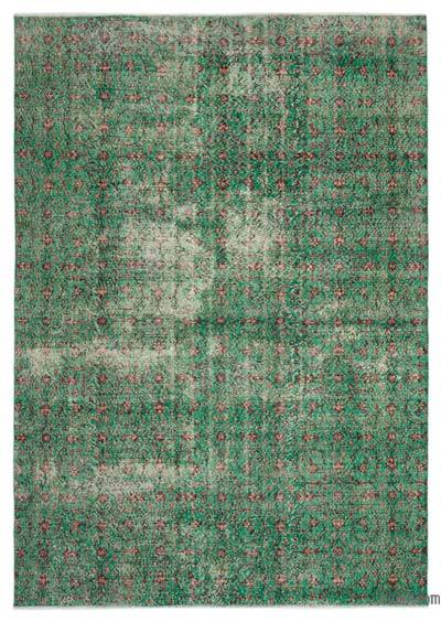 """Turkish Vintage Area Rug - 7'1"""" x 9'11"""" (85 in. x 119 in.)"""