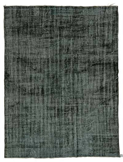 "Over-dyed Turkish Vintage Rug - 7' x 9'2"" (84 in. x 110 in.)"