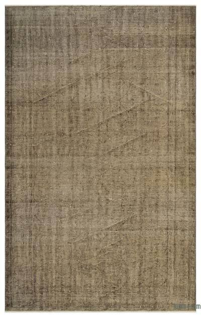 "Over-dyed Turkish Vintage Rug - 5' x 7'10"" (60 in. x 94 in.)"