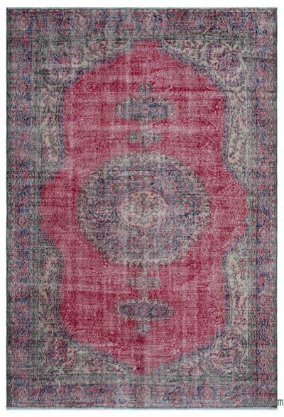 Alfombra Turca Vintage - 205 cm x 296 cm
