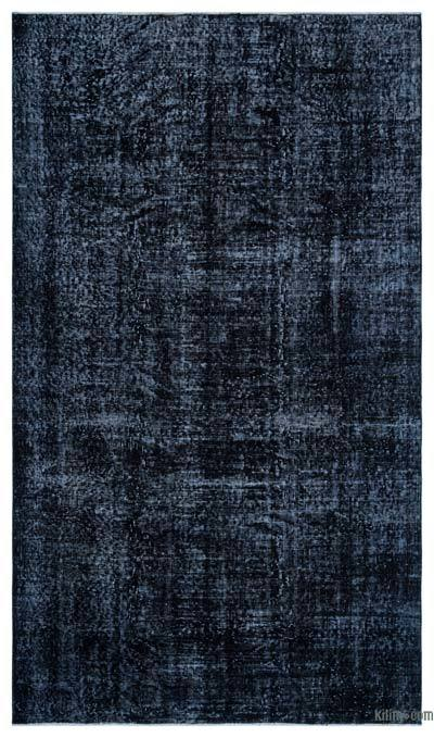"Over-dyed Turkish Vintage Rug - 5' x 8'6"" (60 in. x 102 in.)"