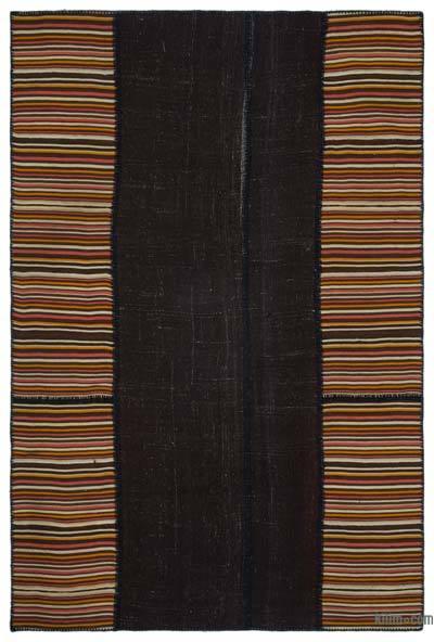 Alfombra Kilim De Retazos - 201 cm x 302 cm