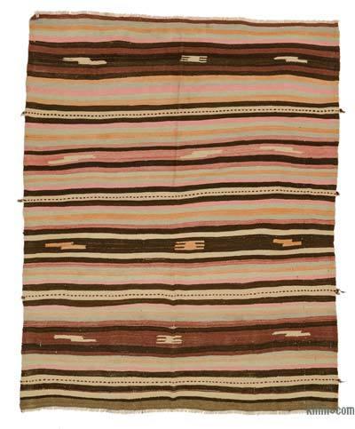 Vintage Mihalic Kilim Rug