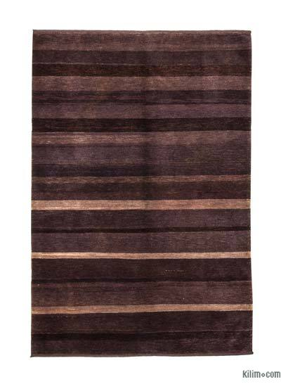 "New Turkish Pile Rug - 4'2"" x 6'1"" (50 in. x 73 in.)"
