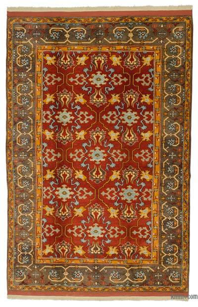 """New Turkish Pile Rug - 6'8"""" x 9'11"""" (80 in. x 119 in.)"""