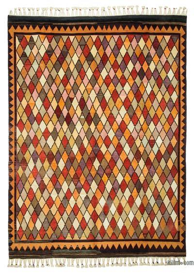 """New Turkish Pile Rug - 7'8"""" x 10'1"""" (92 in. x 121 in.)"""