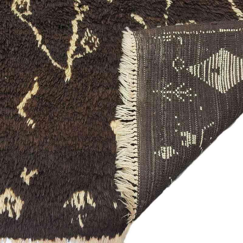 Brown New Turkish Tulu Rug - K0033204