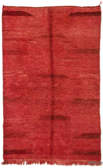 "New Turkish Tulu Rug - 5'3"" x 8'4"" (63 in. x 100 in.)"
