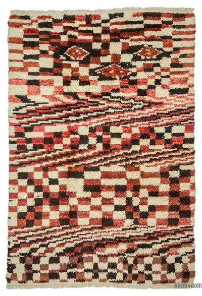 "New Turkish Tulu Rug - 6'5"" x 9'4"" (77 in. x 112 in.)"