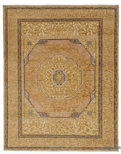 "New Turkish Rug - 8' 7"" x 10' 10"" (103 in. x 130 in.)"